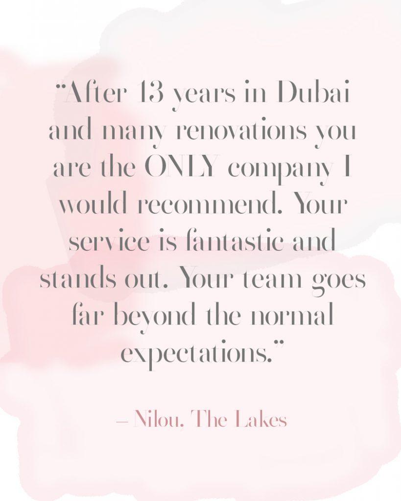 Nilou-Testimonial-The-Lakes