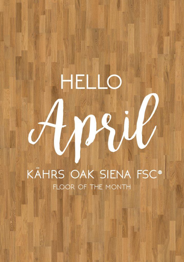 Hello April 17